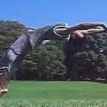 バク転、バック転-Back Handspring- 練習方法