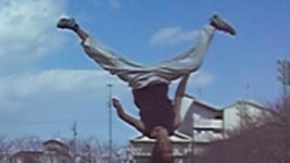 側方宙返り、サイドエアリアル(側宙、女側宙)-Side Aerial- 練習方法