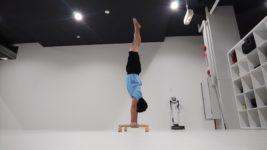 倒立バー作製方法(倒立棒、ハンドスタンドバー、プッシュアップバー)-How to make the Handstand Bar-